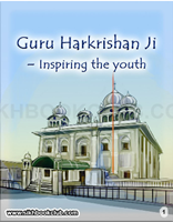 Guru Harkrishan Ji Inspiring the Youth