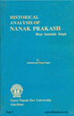 Historical Analysis of Nanak Prakash