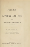 Journal of a cavalry officer including the memorable Sikh campaign of 1845-46 By Sikh History