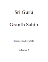 SGGS in Spanish Volume 3