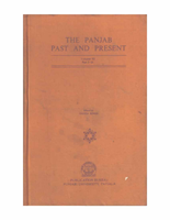 The Punjab Past and Present Vol XI Part I & II