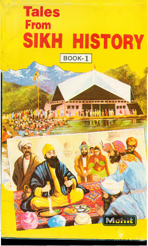 Tales From Sikh History Book 1